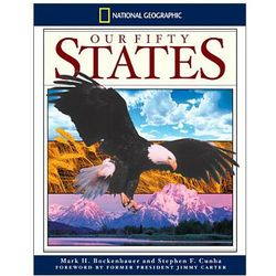 National Geographic Our Fifty States Book