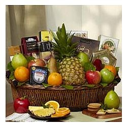 Ripe River Harvest Basket