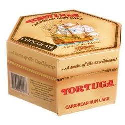 Tortuga Caribbean Chocolate Rum Cake
