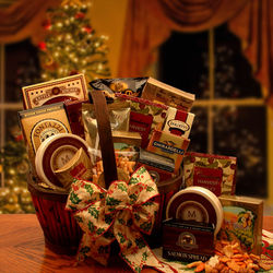 Holiday Butler Gourmet Gift Basket