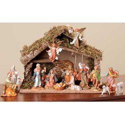 16 Piece Fontanini Nativity Set