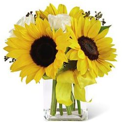 Perfect Sun Flower Bouquet