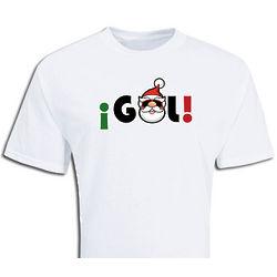 Soccer Santa Gol! T-Shirt