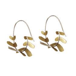 Fern Frond Earrings