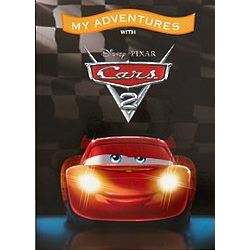 Personalized Cars 2 Large Story Book