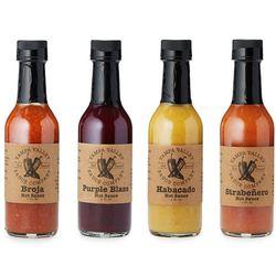 4 Habanero Hot Sauces
