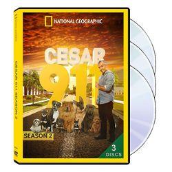 Cesar 911 Season 2: 3-DVD Set