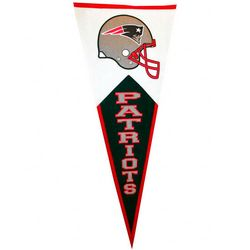 New England Patriots Classic Team Pennant