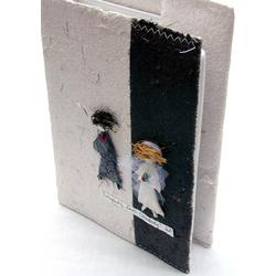 Handmade Paper Wedding Album