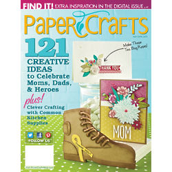 Paper Crafts Magazine Subscription