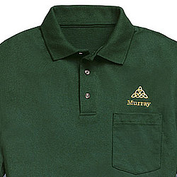 Personalized Celtic Knot Polo Shirt