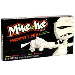 Mike and Ike Mummy's Mix Halloween Candy