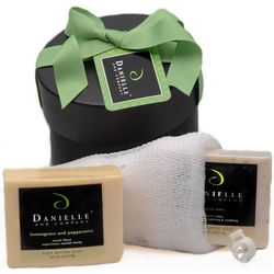 Lather and Luxury Organic Holiday Gift Box