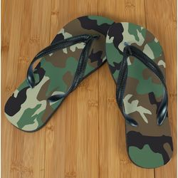 Forest Camo Beacher Sandal