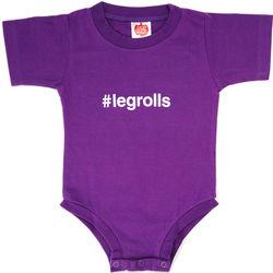 #legrolls Cotton Babysuit