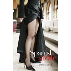 Spanish Sizzle Personalized Romance Novel