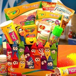 Crazy Crayolas Kids Gift Box