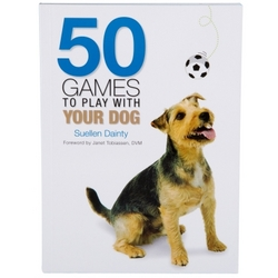 50 Games to Play with Your Dog Book