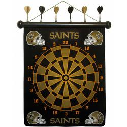 New Orleans Saints Magnetic Dart Set