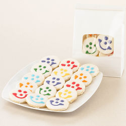 Create Your Own Mini Smiley Cookie