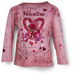 Valentine Long Sleeve Shirt
