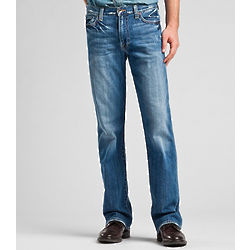 Men's Lucky Brand 361 Vintage Wash Straight Jeans