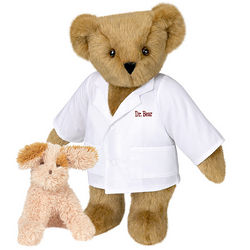 Veterinarian Teddy Bear