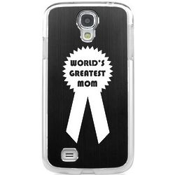 World's Greatest Mom Black Cell Phone Case
