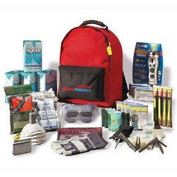 Grab 'N Go Deluxe 4 Personal Emergency Kit