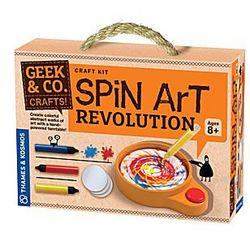 Spin Art Revolution Paint Kit