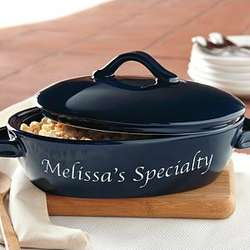 Personalizable Serving Dish