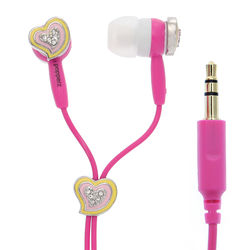 Jeweled Ear Buds