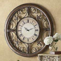 Nikolos Wall Clock