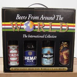 Beers of the World Gift Box