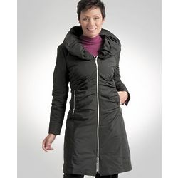 Womens Packable Kensington Coat