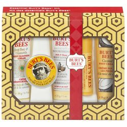 Essential Burt's Bees Kit with Holiday Sleeve