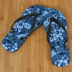 Blue Hawaii Poke Beacher Sandal