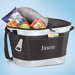 Personalized Portable Cooler Tote