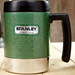 Classic Stainless Steel Travel Mug
