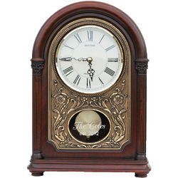 Amherst Mantel Clock with 6 Melodies