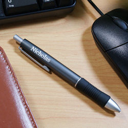 Personalized Name Metallic Ballpoint Pen
