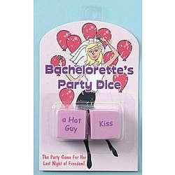 Bachelorette's Party Dice