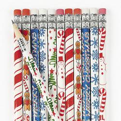 Holiday Pencil Assortment