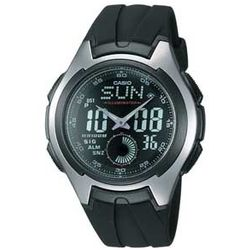 Casio Full LCD Dual Analog-Digital Watch