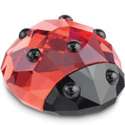Swarovski Crystal Lucky Lady Bird