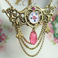 Intricate Heart Necklace