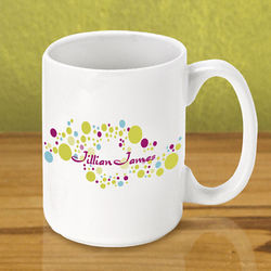 Personalized Comet Coffee Mug