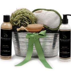 Eco Luxury Spa Holiday Gift Basket