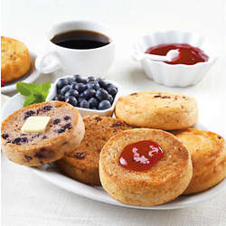 Signature English Muffins 5-Pack Gift Box
