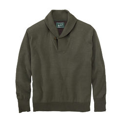 Impasse Shawl Collar Sweater